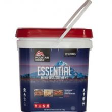 Essential Assortment Bucket (32 Servings of Delicious Entrees)
