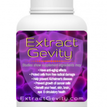 Extract Gevity 30-Day Sample